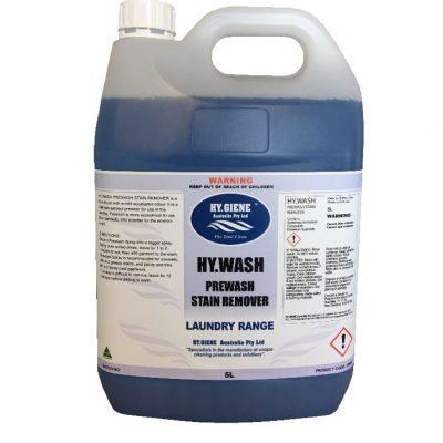 prewash stain remover 5l